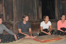 Tabe Iyo Ite, Sapaan Turis Belgia di Kampung Tuwa Mendang Flores