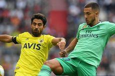 Salzburg Vs Real Madrid, Eden Hazard Cetak Gol Pertama