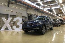 Generasi Ketiga BMW X3 Resmi Dirakit di Sunter