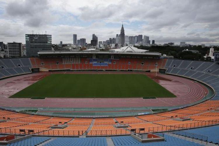 Stadion Nasional di Tokyo akan direnovasi pada 2015 dan direncanakan selesai pada 2019 untuk persiapan Olimpiade Tokyo 2020.