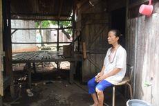 Kisah Pilu Wa Ance, 45 Tahun Berteman Gelap, Hidup dalam Kemiskinan sampai Hanya Menyantap Garam