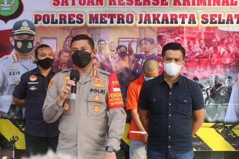 Pencuri 21 Tabung Gas di Jakarta Selatan Ditangkap Polisi