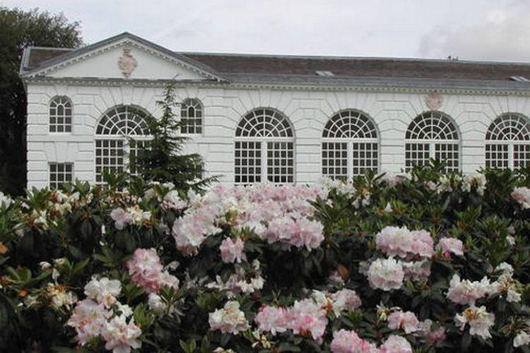 Royal Botanic Gardens of Kew di Inggris