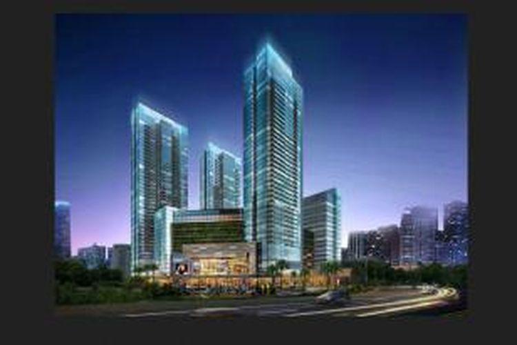 Lippo Tower Holland Village akan diluncurkan secara resmi pada 9 Mei 2014 untuk menambah pasokan perkantoran di kawasan Jakarta Timur.
