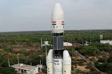 Sempat Batal, India Jadwalkan Ulang Peluncuran Roket ke Bulan Senin Depan