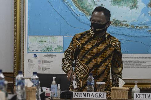 Mendagri: Kampanye Pertemuan Terbatas Hanya di Daerah Sulit Sinyal