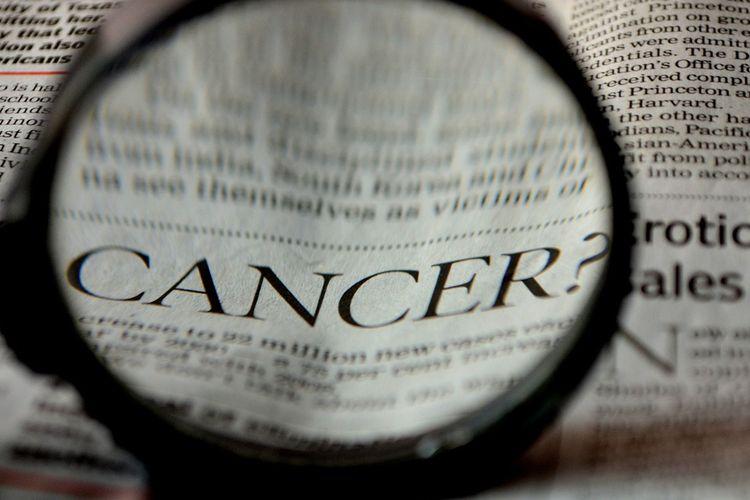 ilustrasi pemberitaan kanker