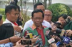 Mahfud MD Tegaskan Punya Hak Batalkan Kebijakan Menteri di Bawahnya