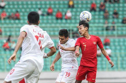 Timnas U-19 Indonesia Vs Iran, Tim Tamu Antisipasi Kejutan