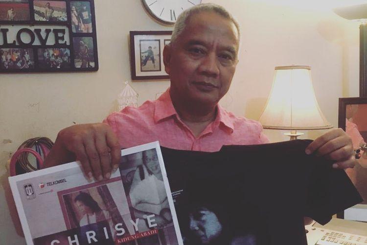 Pencipta lagu Tito Soemarsono.