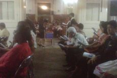 Sempat Mati Lampu, Ibadah di Gereja Immanuel Tetap Khidmat