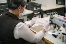 Workshop Louis Vuitton di Perancis Produksi Masker Wajah