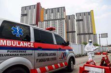 Update 19 Januari: Berkurang 139, Kini Ada 4.722 Pasien Covid-19 Dirawat di RSD Wisma Atlet