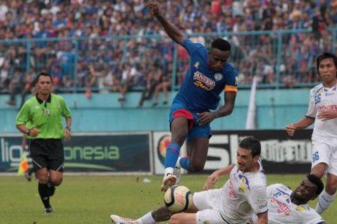 Singo Edan Lumat PSPS Pekanbaru 7-1 di Malang