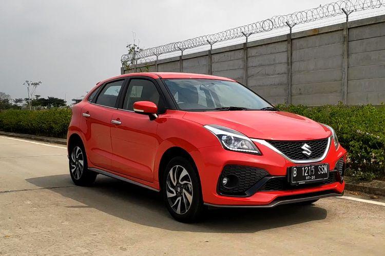 Review New Suzuki Baleno