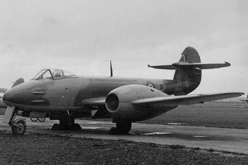 Gloster Meteor, Jet Pertama Inggris yang Jadi Andalan Sekutu dalam Perang Dunia II