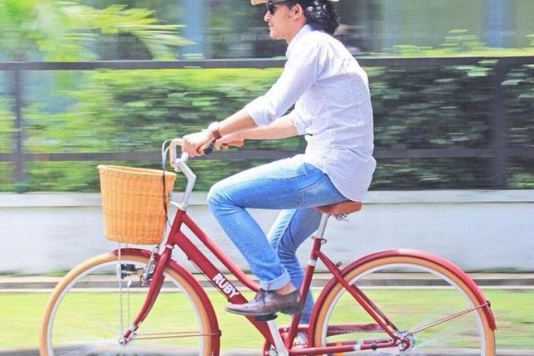 Swaspeda saat digunakan melaju di jalan