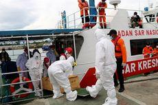 Tim SAR Evakuasi Jenazah ABK Kapal Kargo Asing di Selat Benggala