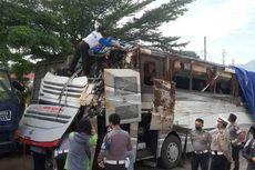 Kasus Kecelakaan Maut Peziarah di Sumedang, Sopir Bus Jadi Tersangka