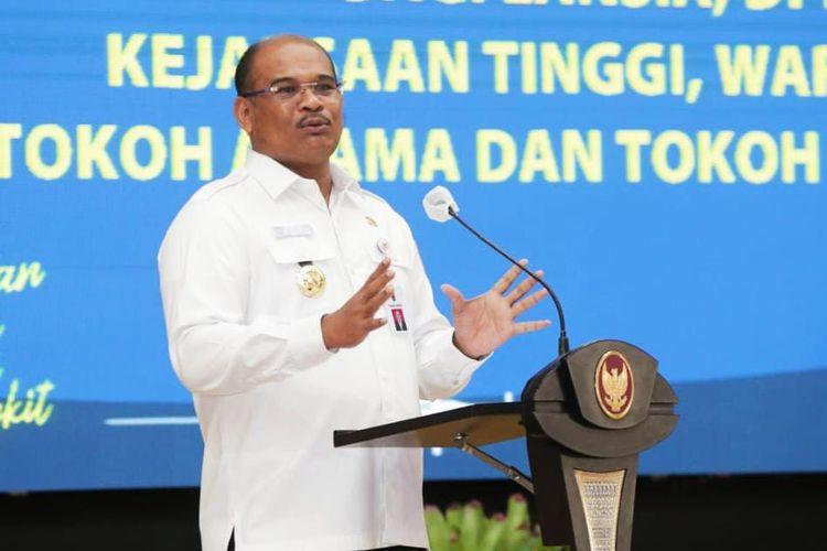 Pj Gubernur Kalsel Safrizal