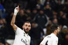 Benzema Bela Real Madrid yang Terpuruk Sepanjang Laga Pramusim