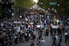 Hari Ke-7 Demo George Floyd: Penjarahan Masih Terjadi, WNI Tetap Aman
