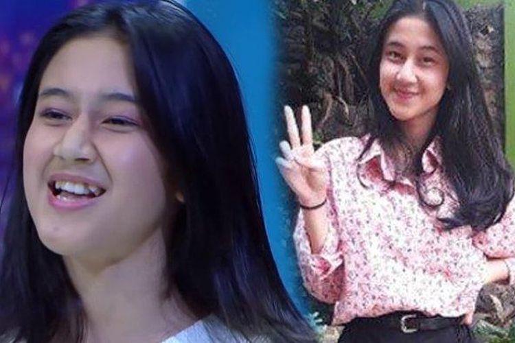 Finalis Indonesian Idol Keisya Levronka