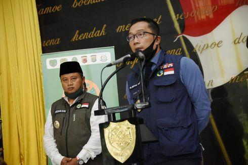 Berkat Inovasi dan Kolaborasi, Tingkat Infeksi Covid-19 Jabar Terendah di Pulau Jawa