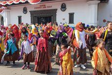 Rayakan Keberagaman dengan Flash Mob Tari Ketuk Tilu di Bandung