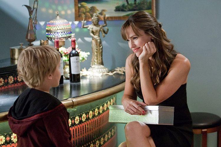 Jennifer Garner dalam film komedi romantis Valentines Day (2010).