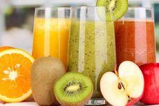 Jus Buah Tak Lebih Sehat dari Minuman Bersoda?