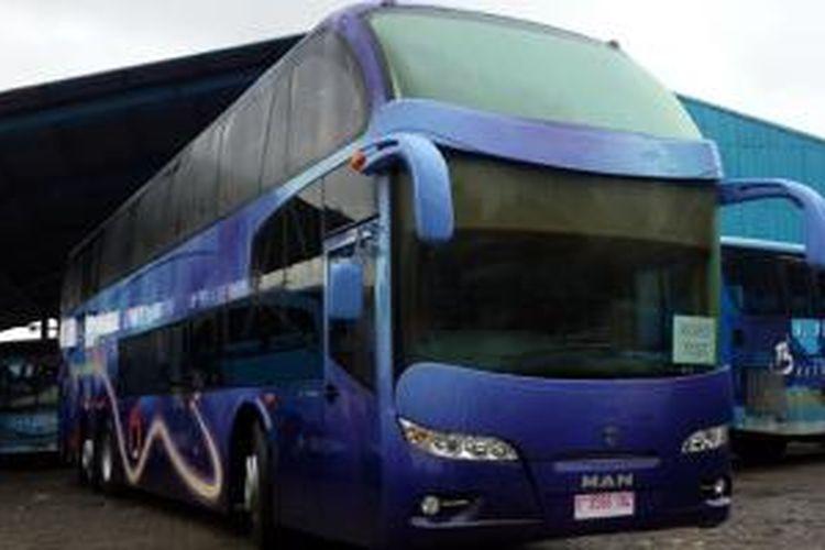 Bus tingkat Maxi Miracle