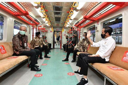 Presiden Jokowi Naik KRL dari Yogyakarta ke Klaten, Ini Kesannya
