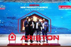 Jamin Kenyamanan Konsumen, Ariston Luncurkan Smart Water Heater Pertama di Indonesia