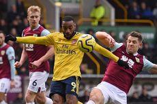 Hasil Burnley Vs Arsenal, The Gunners Gagal Menang Lagi