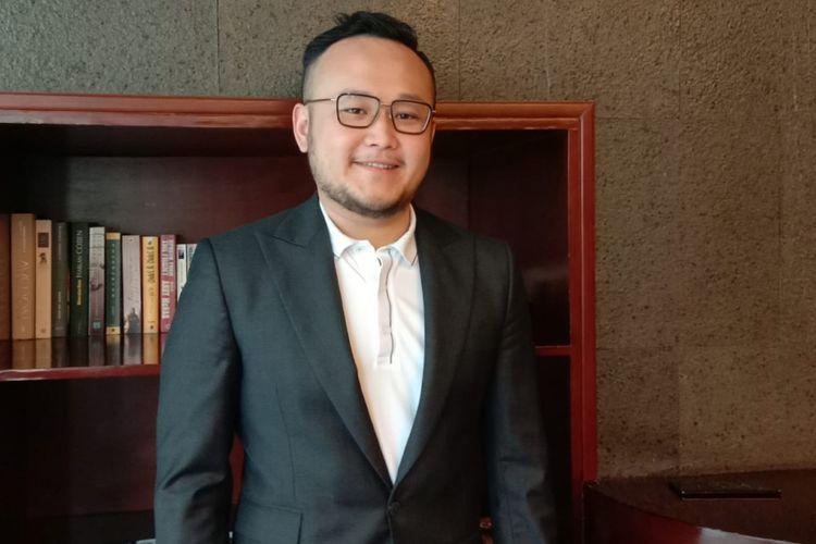Samuel Wongso dalam sebuah acara di kawasan Rasuna Said, Jakarta Selatan, Senin (19/11/2018).