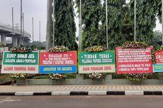 [POPULER JABODETABEK] Karangan Bunga di Markas Kodam Jaya | Penjelasan soal Perempuan di Ranpur TNI