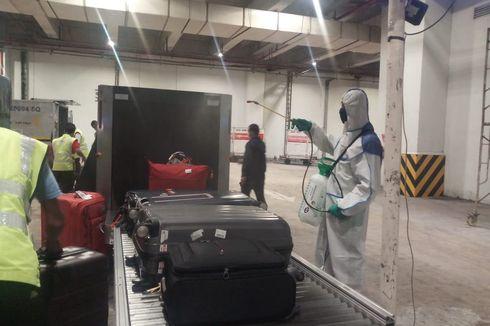 Pelayanan Pas Otoritas Bandara Soekarno-Hatta Ditutup Sementara Hari Ini
