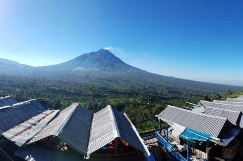 Ancaman Erupsi Gunung Merapi Berubah, Obyek Wisata Ketep Pass Kembali Dibuka