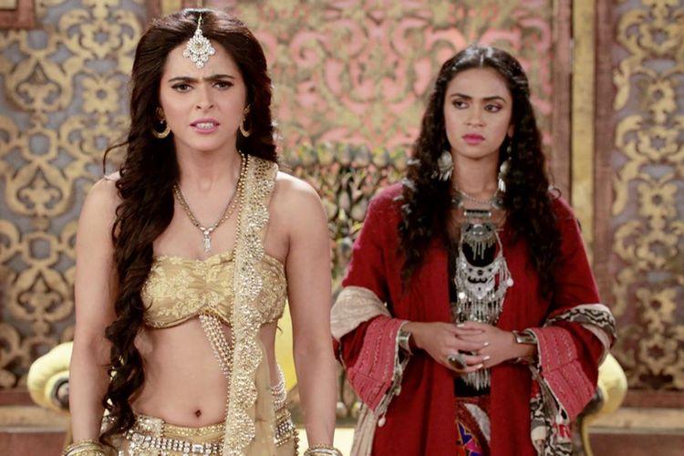 Chandrakanta (2017) episode 25 tayang hari ini Jumat (28/8/2020) pukul 09:30 WIB di ANTV.