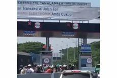 Video Viral Pengantar Jenazah Diduga Mengamuk di Gerbang Tol Tamalanrea Makassar, Ini Kronologinya...