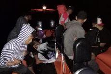 Kapal KM Rahmat Pantura Karam di Wakatobi, 15 Penumpang Selamat Dievakuasi
