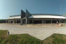 Konstruksi 2 Rest Area Perdana di Sumatera Utara Rampung