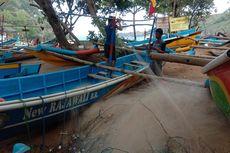 Gelombang Pantai Selatan Jawa Tinggi, Nelayan di Gunungkidul Pilih Tak Melaut