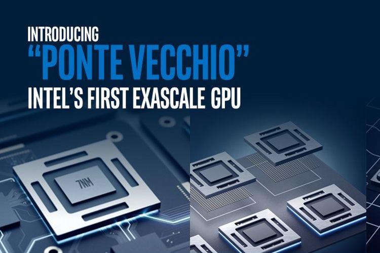 Intel GPU Ponte Vecchio