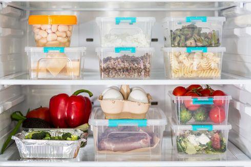 Cara Membuat Bahan Makanan Lebih Tahan Lama di Kulkas