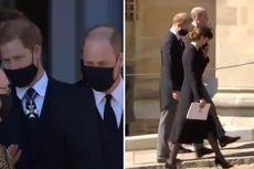 Begini Kata Pakar Soal Interaksi Pangeran Harry dan Pangeran William