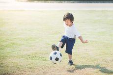 Masa Pertumbuhan, Anak Harus Aktif Berolahraga