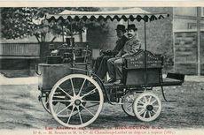 Siapa Pemilik SIM dan Plat Nomor Kendaraan Pertama di Dunia?