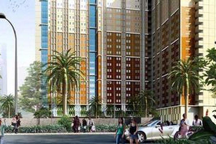 LA City Apartment diterbitkan oleh Suku Dinas Pengawasan dan Penertiban Bangunan (P2B) Jakarta Selatan dengan Nomor 3107/IMB/2012 tanggal 13-03-2012.